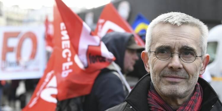 Réforme des retraites : Force ouvrière suspend sa participation à la concertation