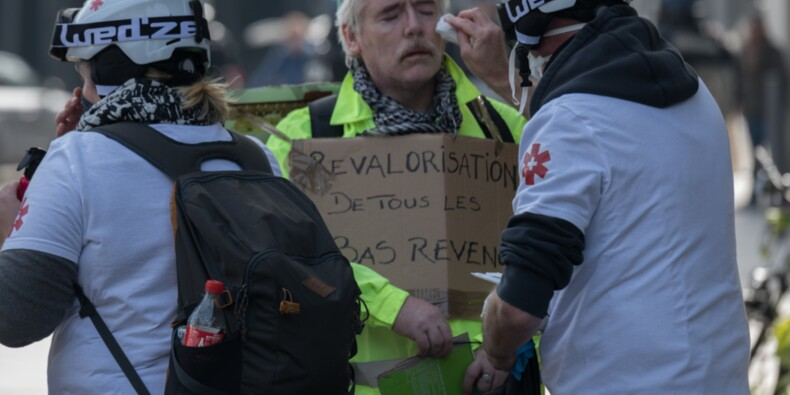 L'intrigant fichage des Gilets jaunes par les hôpitaux de Paris