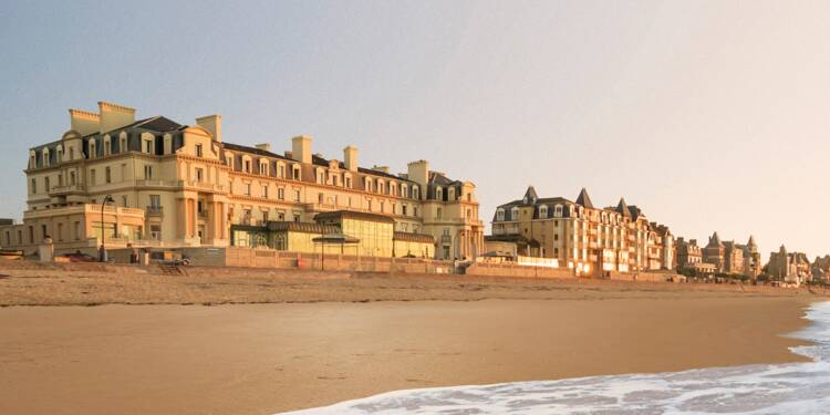 Thermes de Saint-Malo : son fondateur est le roi de la thalasso