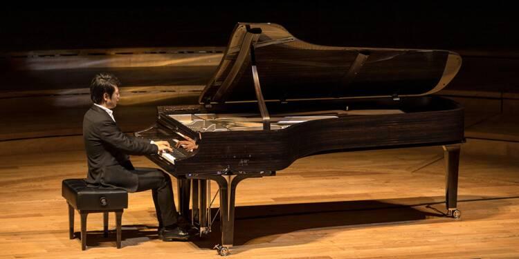 Ce piano magique Steinway qui veut faire passer ses richissimes clients pour des virtuoses