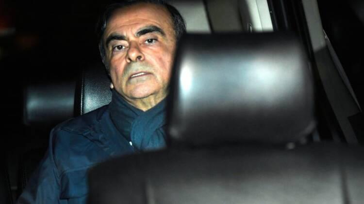 Carlos Ghosn inculpé pour la quatrième fois au Japon