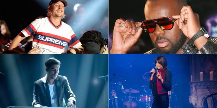 Les 15 artistes français qui vendent le plus de disques à l'étranger