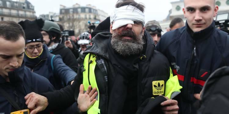 Gilets jaunes : les hôpitaux de Paris ont bien fiché des manifestants