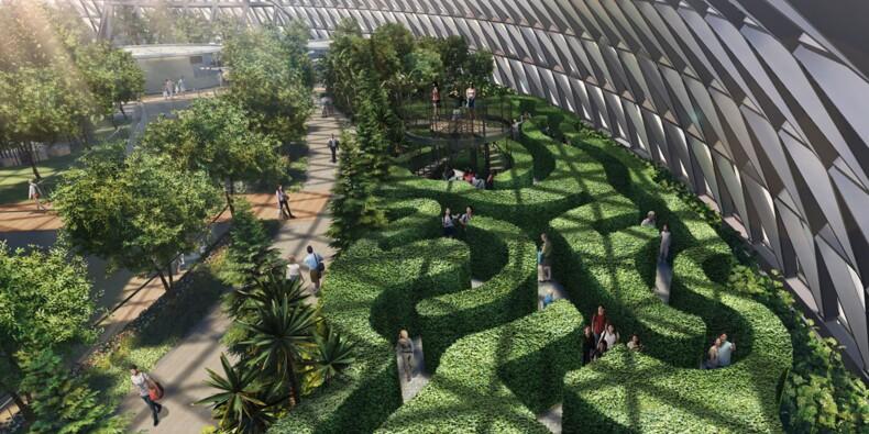 Resto étoilé, spa, musée... Comment les aéroports deviennent des vrais centres de loisirs