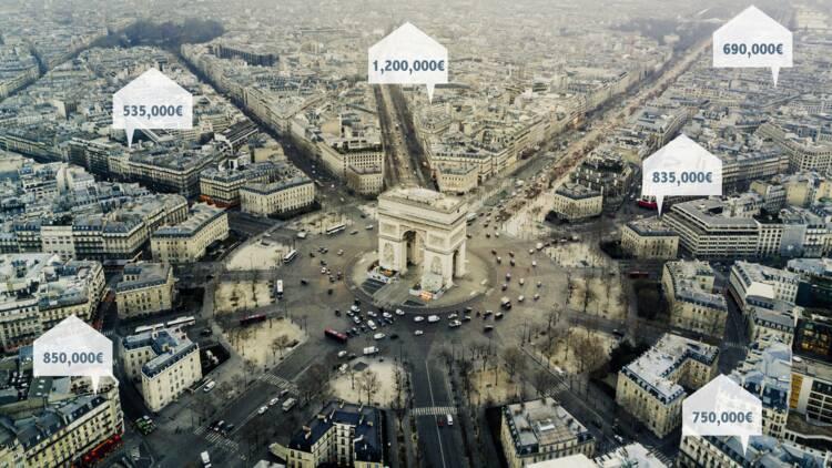 Quand Bercy dévoile le prix de votre bien immobilier!