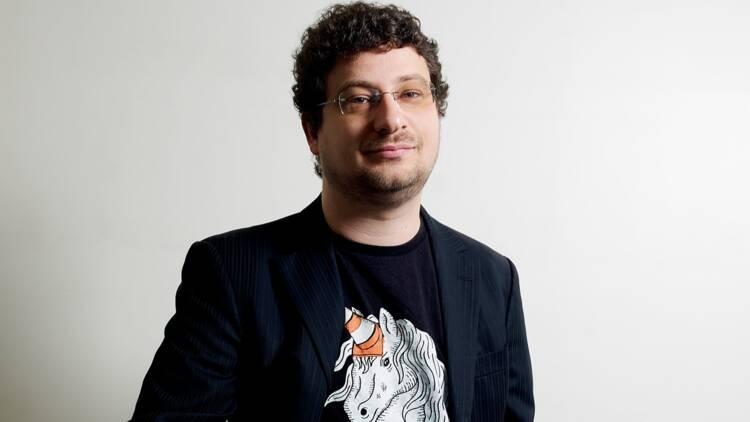 Jean-Baptiste Kempf, patron de Videolabs : il a codéveloppé VLC... et tient à l'Internet libre