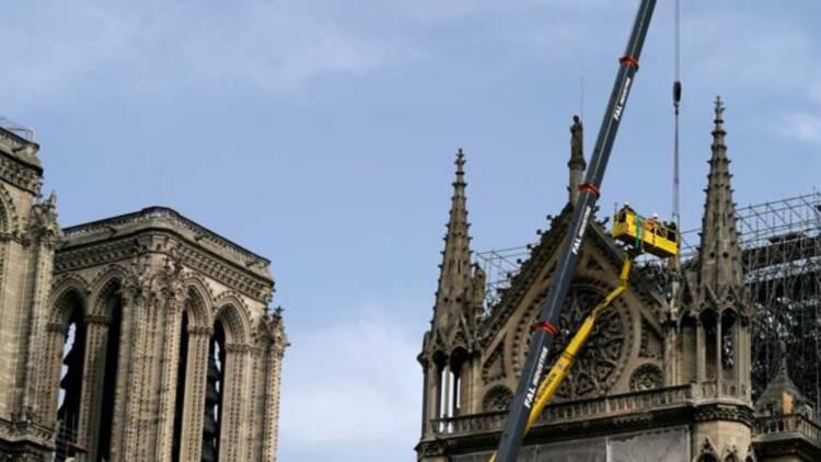 Notre-Dame de Paris : une loi d'exception pour déroger à certaines règles de travaux