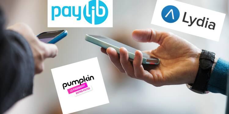 Paylib, Lydia, Pumpkin : quel système de virement instantané choisir ?