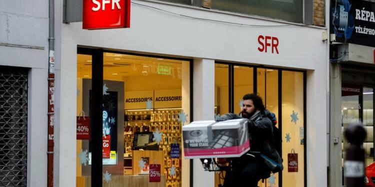 Mobiles subventionnés : victoire judiciaire de Free contre SFR