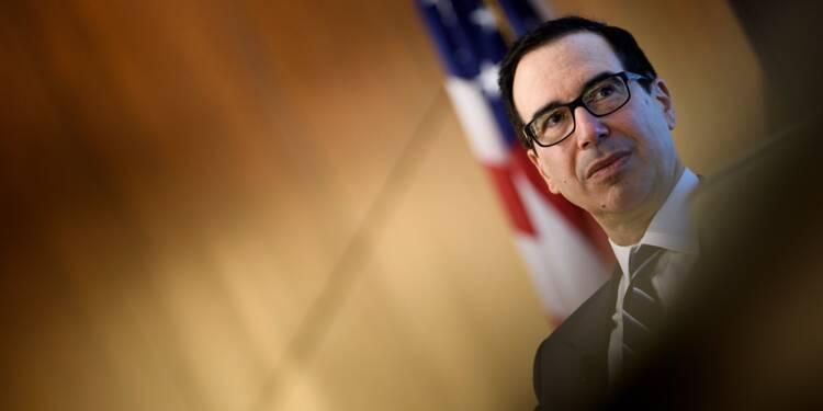 Les négociations commerciales avec la Chine approchent du moment décisif, selon Mnuchin