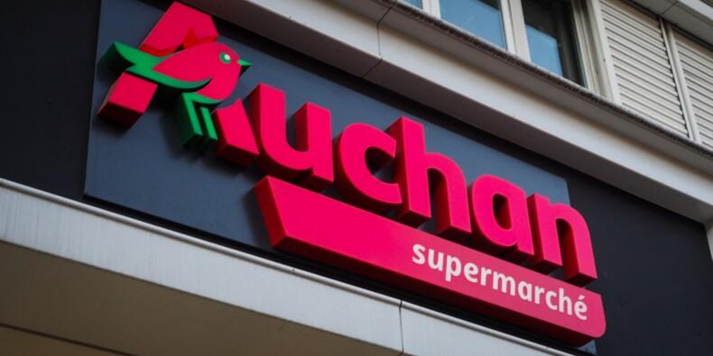 Auchan va céder ou fermer 20 magasins en France
