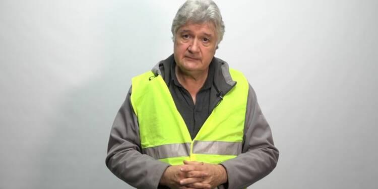 Le Gilet jaune Jean-François Barnaba rejoint Florian Philippot sur sa liste aux élections européennes