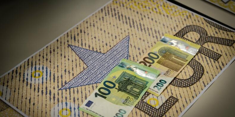 Sécurité, taille... découvrez les nouveaux billets de 100 et 200 euros