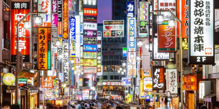 Expatriation : comment travailler au Japon ? - Capital.fr