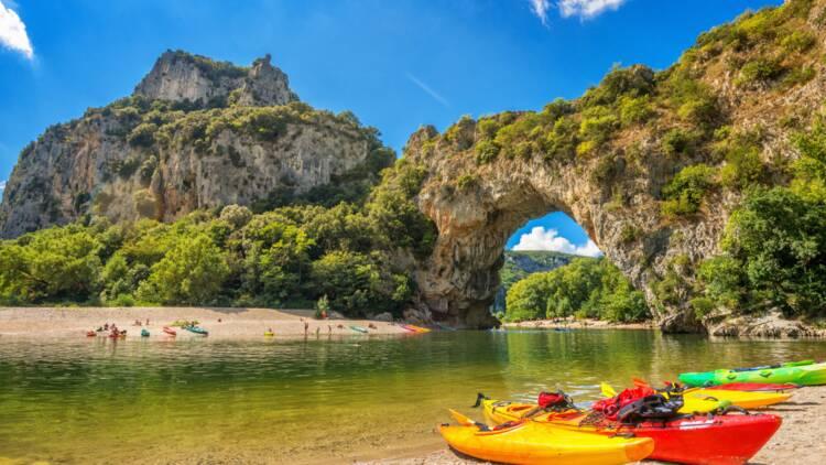 Alcool interdit tout l'été dans les gorges de l'Ardèche