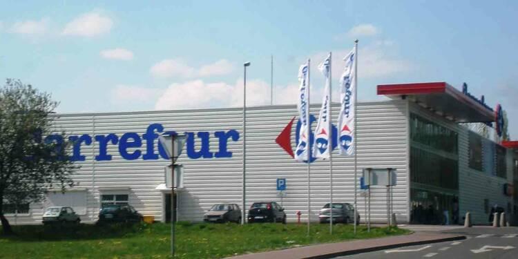 Carrefour a confirmé la restructuration de ses hypers en France