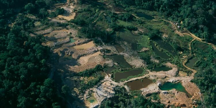 Guyane : Emmanuel Macron va-t-il enterrer le projet Montagne d'Or ?