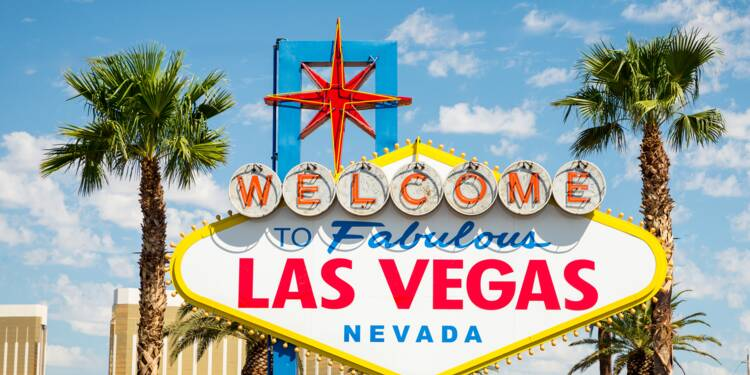 Un aller-retour direct pour Las Vegas à moins de 200 euros