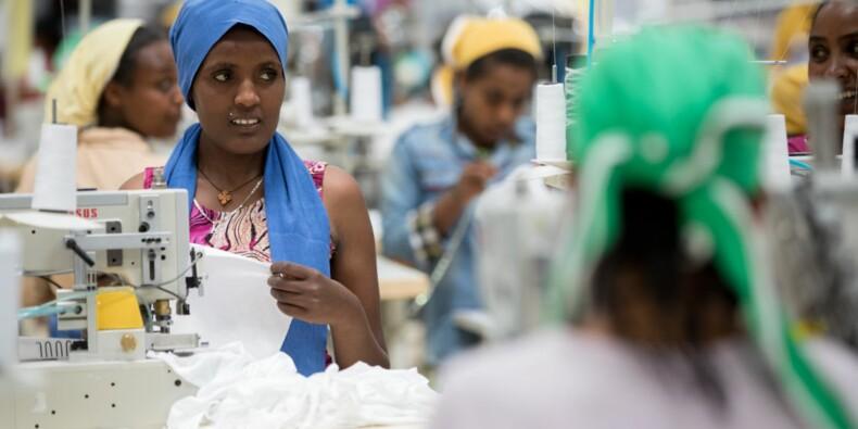 Les salaires de misère des ouvriers éthiopiens d'H&M et Calvin Klein