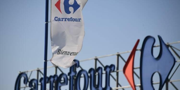 Carrefour ouvre son premier restaurant