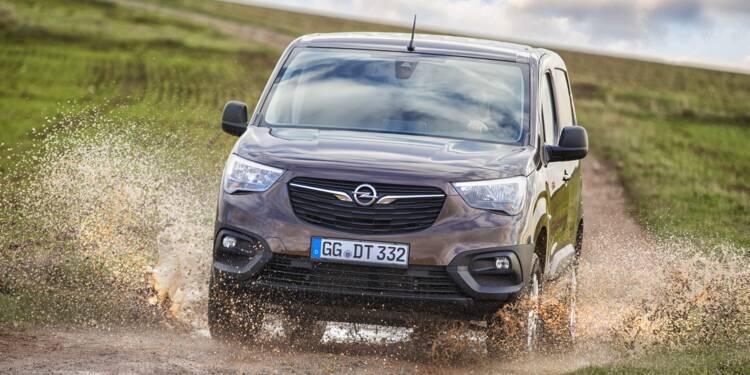 4 Roues Motrices >> Opel Combo Cargo 4x4 Un Utilitaire 4 Roues Motrices Pour