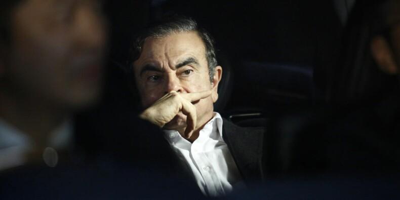 Une vidéo dévoile le faste de l'anniversaire de Carlos Ghosn à Versailles