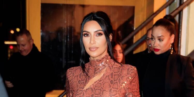 L'impressionnant tarif des posts Instagram de Kim Kardashian