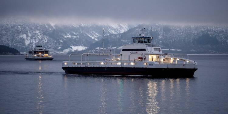 Un tunnel va traverser les fjords norvégiens