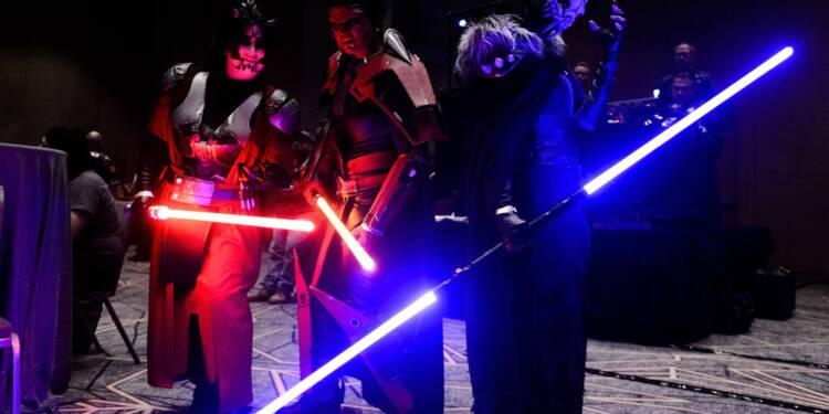 Star Wars : un sabre-laser fabriqué par une société française dès septembre !