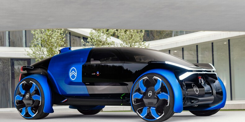 Citroën 19_19 Concept : un étonnant prototype inspiré de l'aéronautique