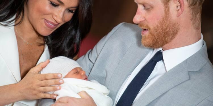 Une mamie britannique touche le jackpot pour avoir deviné le prénom d'Archie, le « royal baby »