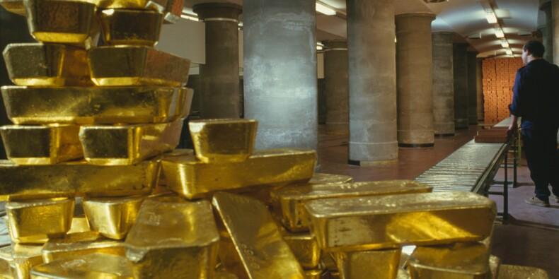 Les réserves d'or de la Banque de France sont-elles sous la tutelle de la BCE ?
