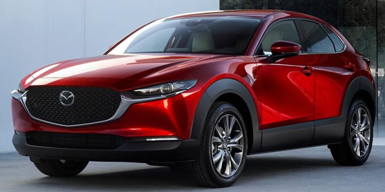 Mazda CX-30 : les prix et équipements dévoilés
