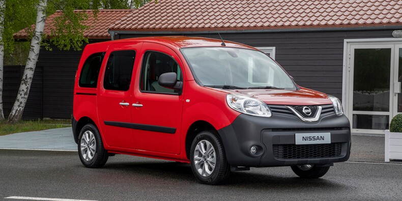 Nissan dévoile le NV250, cousin du Renault Kangoo