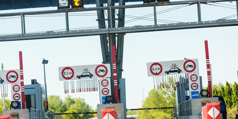 Péages : l'astuce de la barrière peut coûter très cher