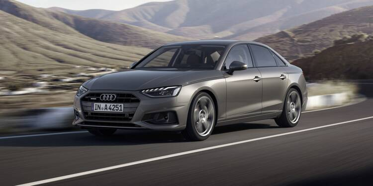 Audi A4 (2019) : quoi de neuf pour cette version restylée ?
