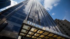 Le gros trou d'air de la Trump Tower