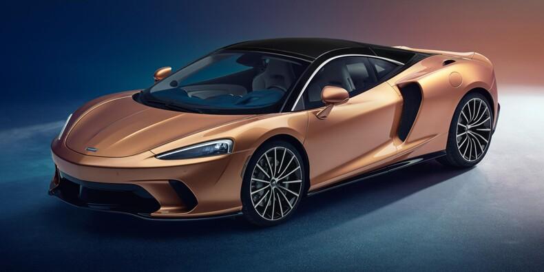 Élégante, polyvalente : voici la nouvelle McLaren GT