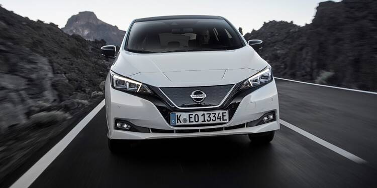 Nissan Leaf First : que cache cette voiture électrique à moins de 17.000 euros ?