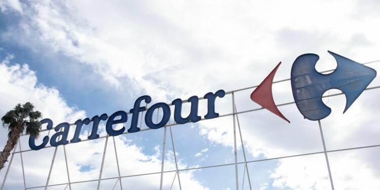 Les salariés d'un Carrefour veulent être payés pour aller du vestiaire à la pointeuse
