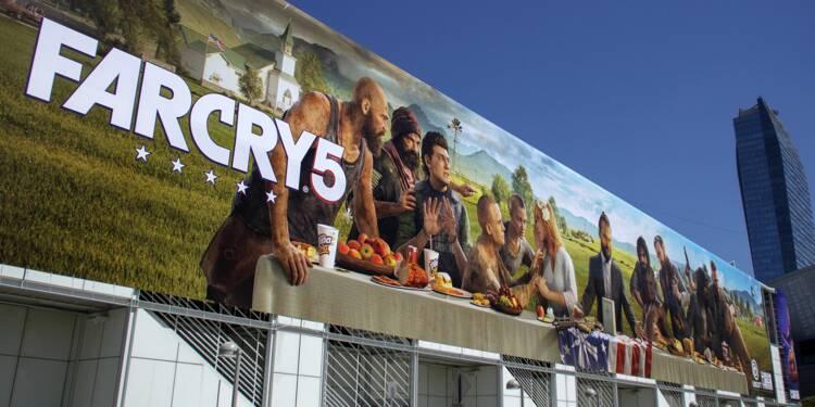 Jeux vidéo : les actions Ubisoft boivent la tasse !