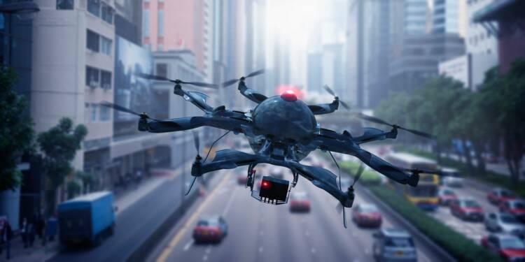 Radars drones : la nouvelle arme indétectable des forces de l'ordre