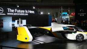 La voiture volante va arriver d'ici 2 à 3 ans, promet la start-up slovaque Aeromobil