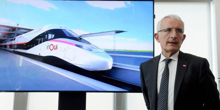 SNCF : vers des TGV à un seul étage sur les lignes secondaires