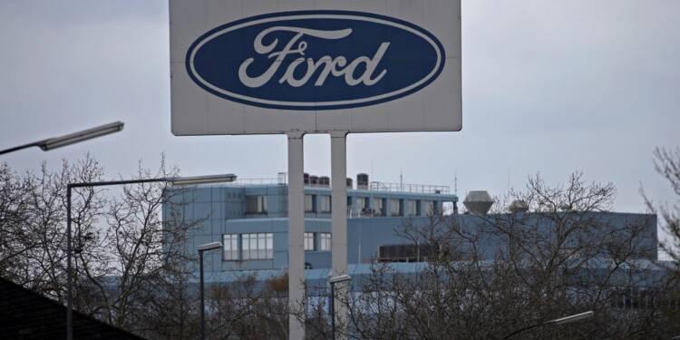 Ford va supprimer 10% de ses cadres et employés dans le monde d'ici août