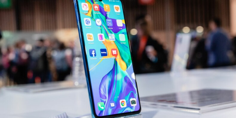 Google prive Huawei d'Android