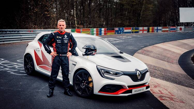 Renault Mégane RS Trophy R : 300 ch et un nouveau record sur le Nürburgring !