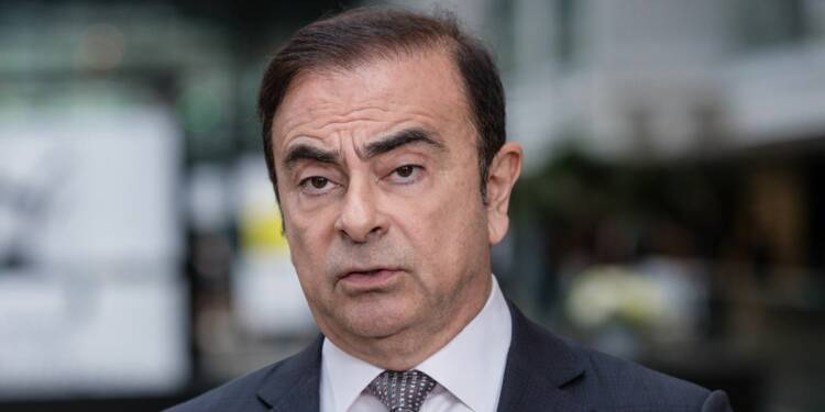 Carlos Ghosn interdit de voir son épouse pour éviter la destruction de preuves