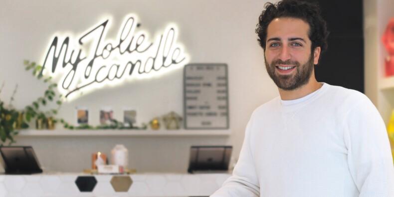 My Jolie Candle : une start-up qui doit son succès aux influenceurs