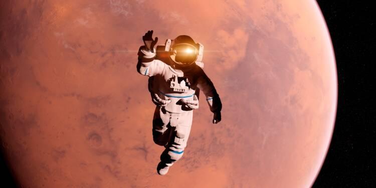 Participez à la prochaine expédition de la Nasa sur Mars